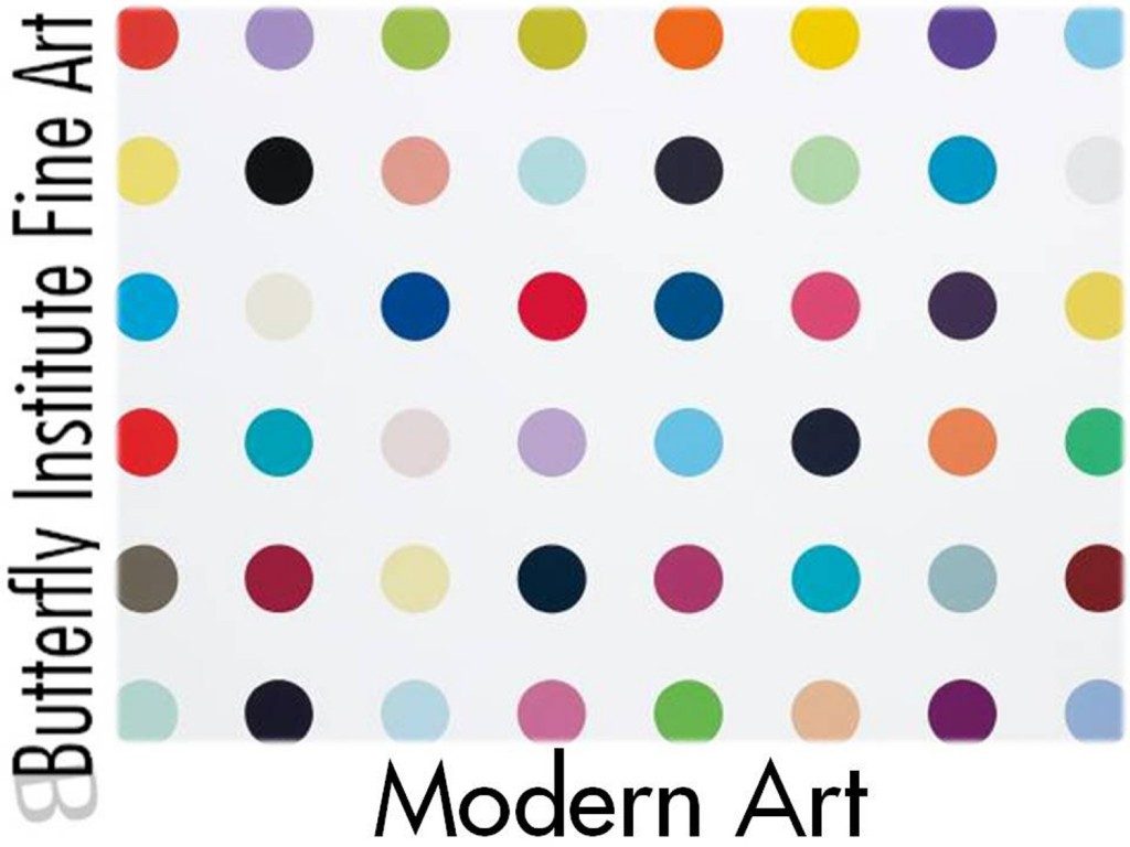 modern art sfondo